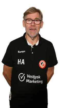 Holdleder Henrik Andersen