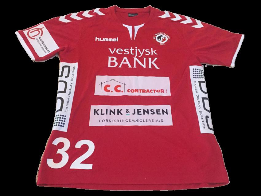 HC Midtjylland spillertrøje
