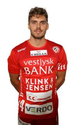 14. Mikkel Madsen