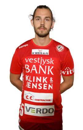 15. Rasmus Madsen
