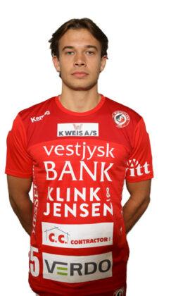 25. Mathias Nikolajsen